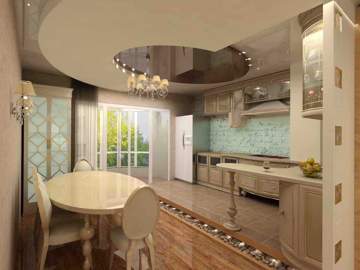 Идеи для ремонта кухни дизайн 120