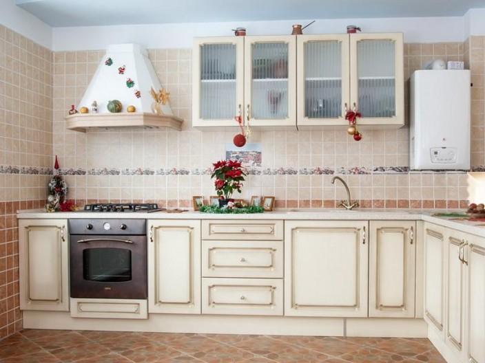 - Wallpaper that looks like tile for kitchen backsplash ...