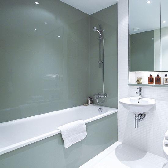 Ванная комната дизайн пластиковые панели фото