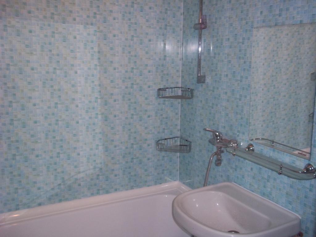 Панели пвх стеновые в ванной своими руками 481