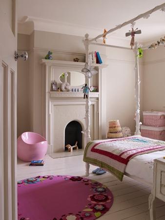 Идеальная детская комната для девочки