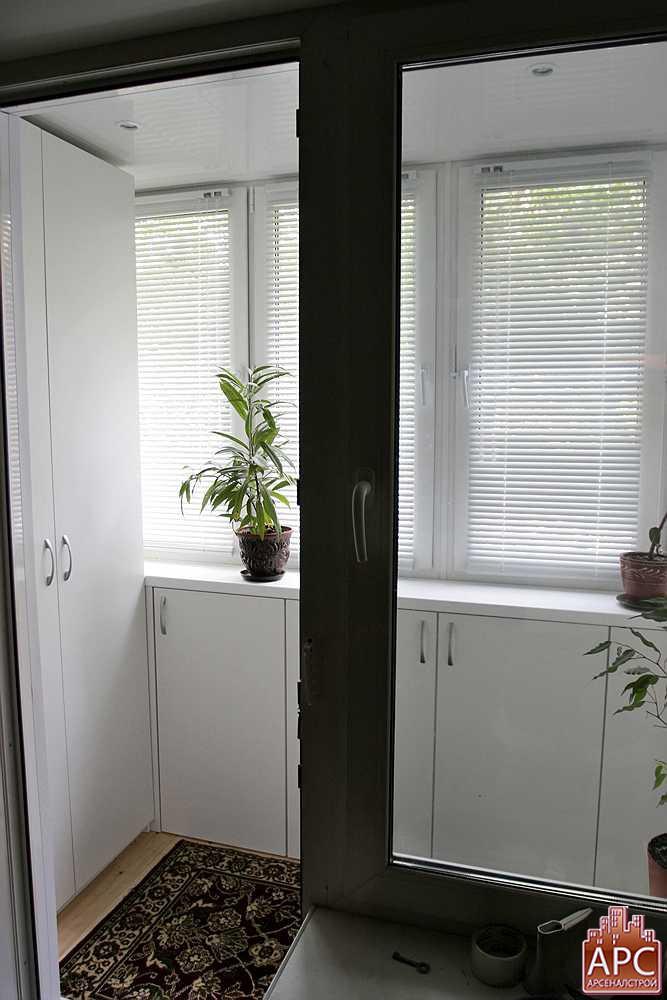 Отделка балкона своими руками: внутренняя и внешней части. ф.