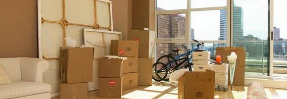 квартирный переезд