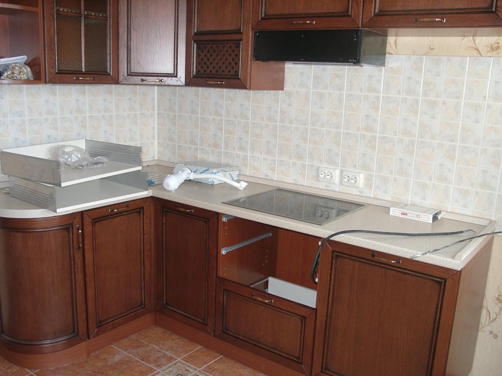 Как сделать пол из плитки для кухни