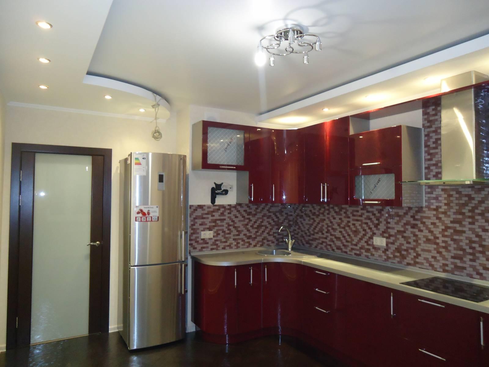 Дизайн на кухне своими руками фото