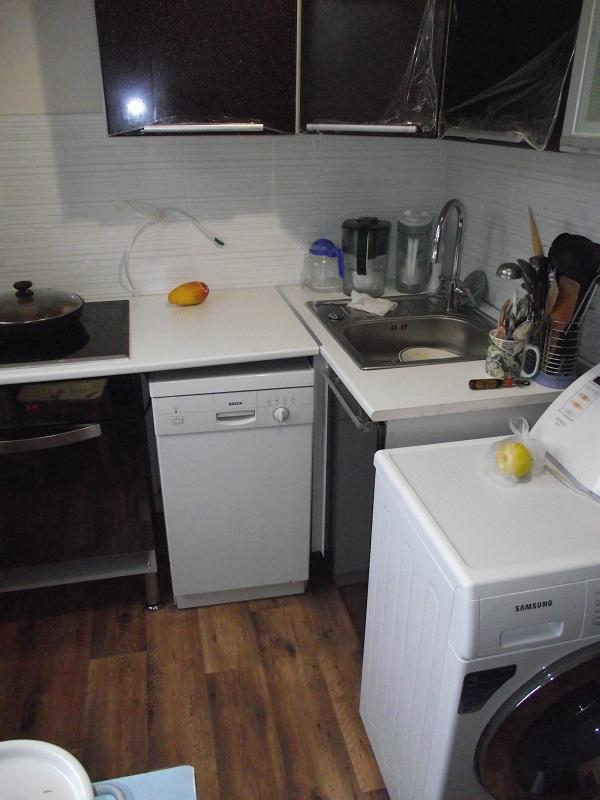 Простой ремонт кухни в хрущевке своими руками фото 4