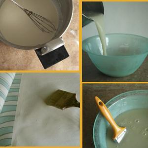 Как правильно клеить флизелиновые обои
