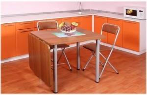 Особенности выбора кухонного раскладного стола
