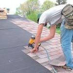 Как сделать крышу из гибкой черепицы своими руками