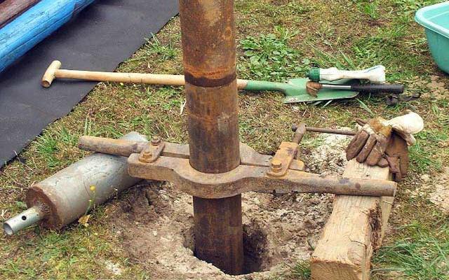 Как сделать скважину для воды своими руками фото 920