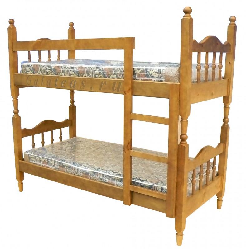 Сделать двухъярусную кровать своими руками