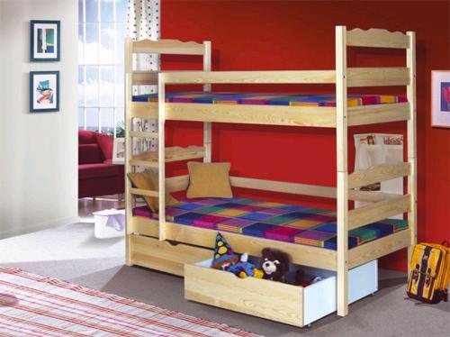 Детские двухъярусные кровати своими руками видео