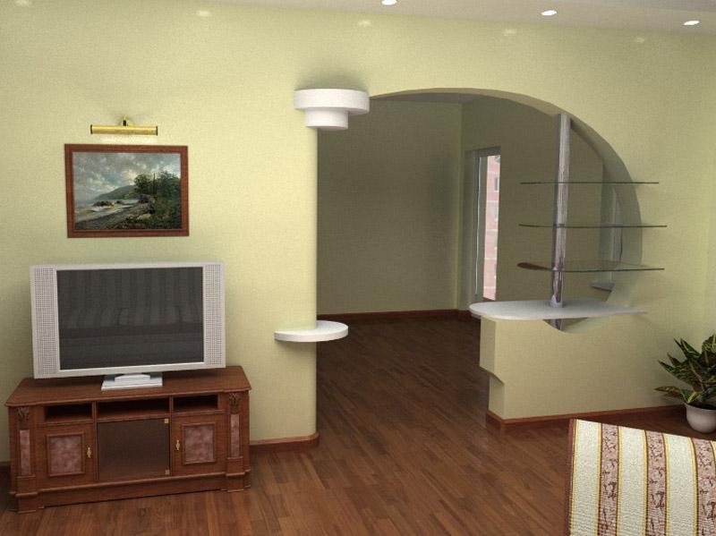 Как сделать акру в квартире из гипсокартона своими руками. Фото и видео инструкция.