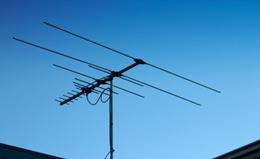 Как установить на даче телевизионную антенну