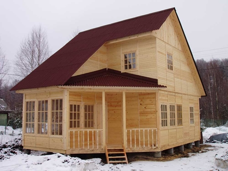 Как построить щитовой дом своими руками пошаговая фото 469
