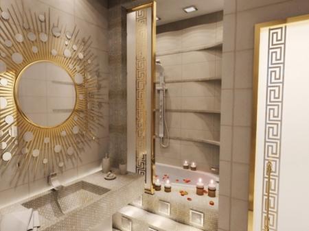 Ремонт ванной в сталинке фото