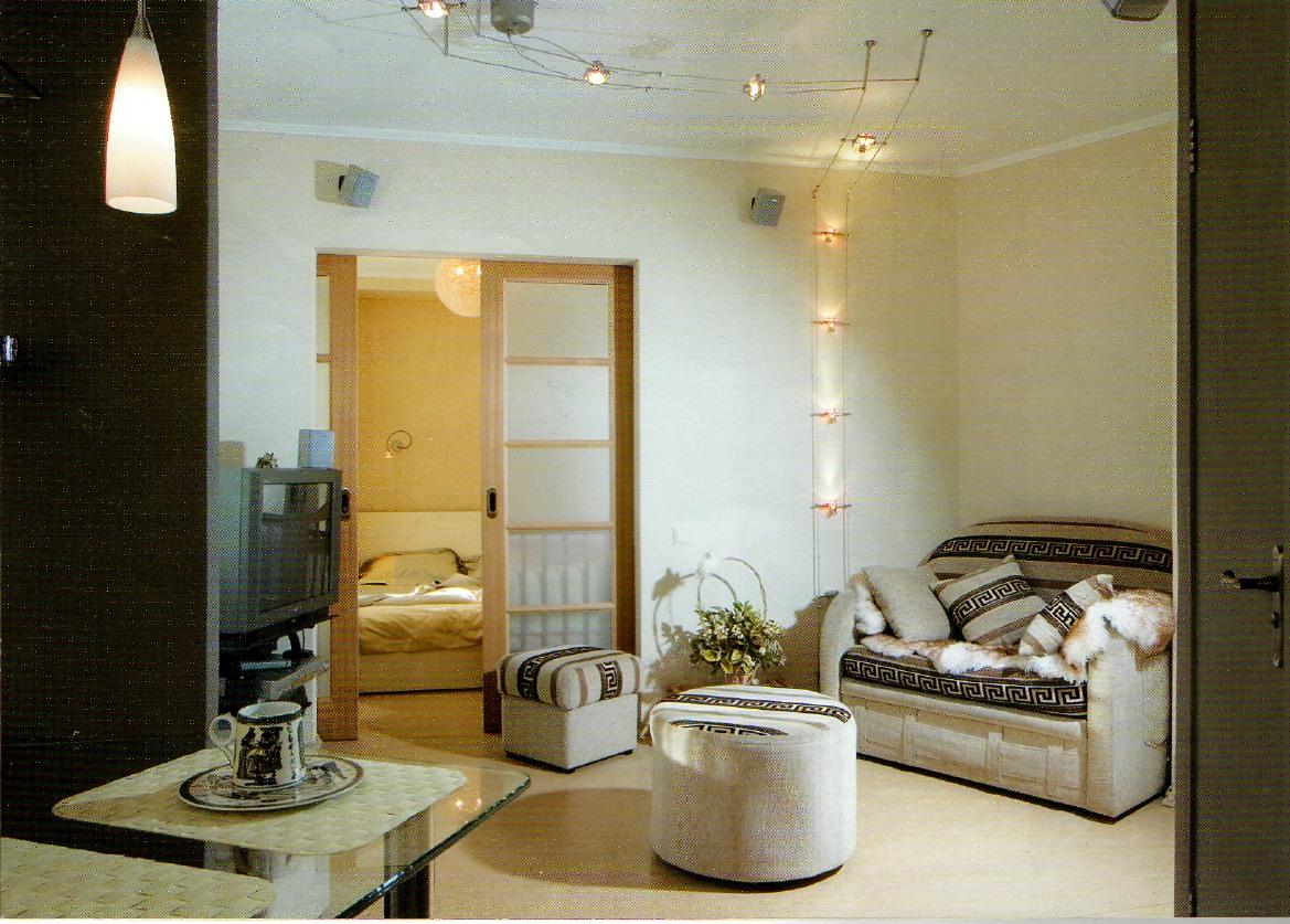 Дизайн хрущевок 2 комнаты без перепланировки фото 48