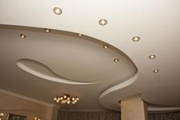 Фото дизайна потолков из гипсокартона