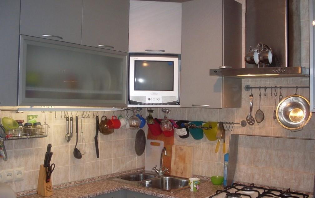 Ремонт в кухни в брежневки идеи