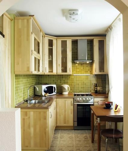 Фото ремонта кухни в брежневке