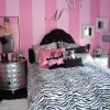 other-design-awesome-zebras-design-for-simple-single-bed-with-pink-wallpaper-for-teens-designs-room-ideas-cute-and-chic-bedroom-themes-for-teenagers-with-simple-furniture-concept