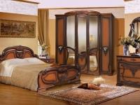 Обустройство спальной комнаты