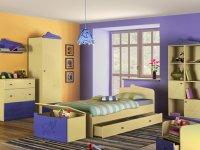 Как правильно выбирать детскую мебель?
