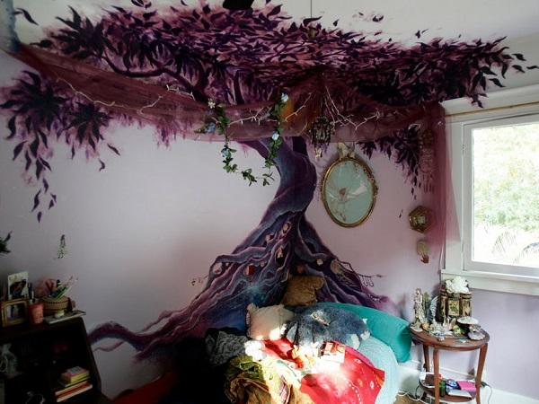 Большое дерево своими руками фото