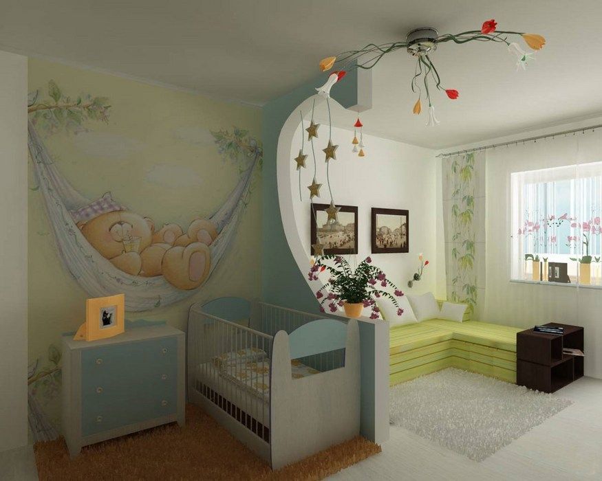 Новые дизайны квартиры