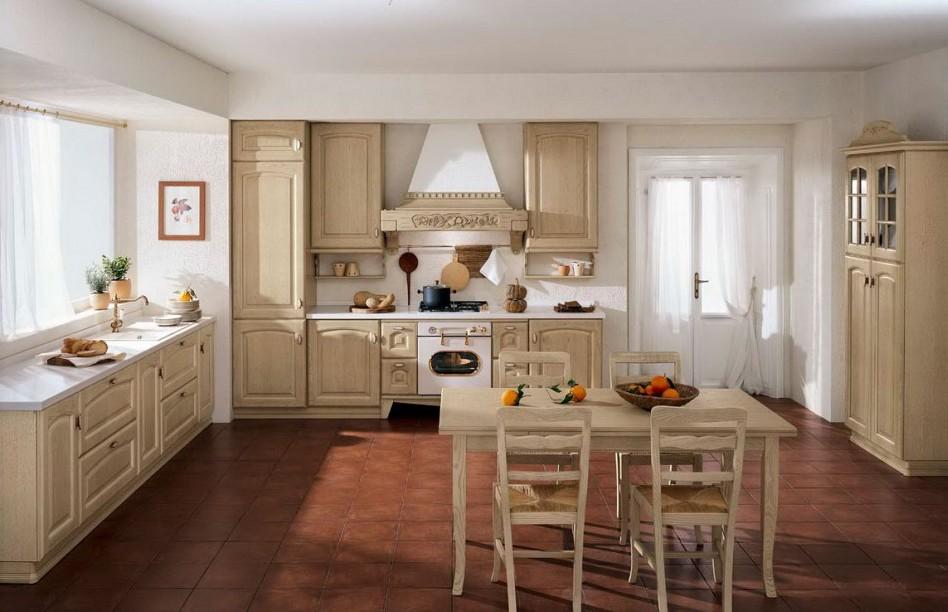 Дизайн кухни 17 квадратов