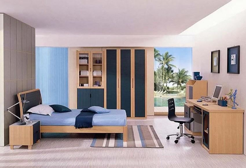 Дизайн спальни для мальчика 12 лет