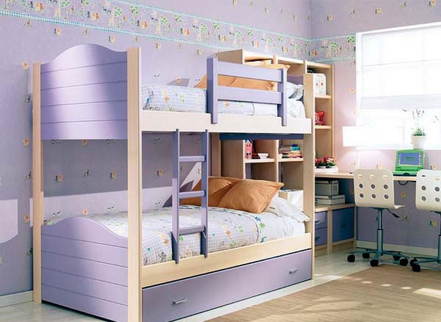 Фото необычных решений для детских спален мальчиков