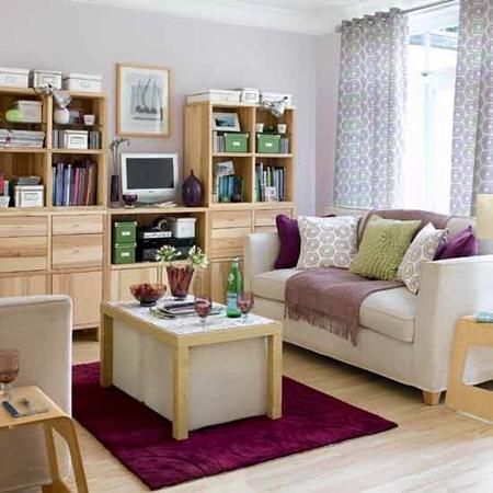 Дизайн комнаты 18 квадратных метров