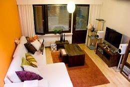 Дизайн комнаты в 20 квадратов