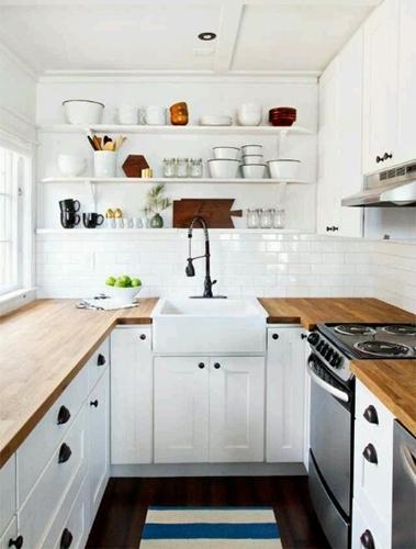 Дизайн кухни в 12 метров
