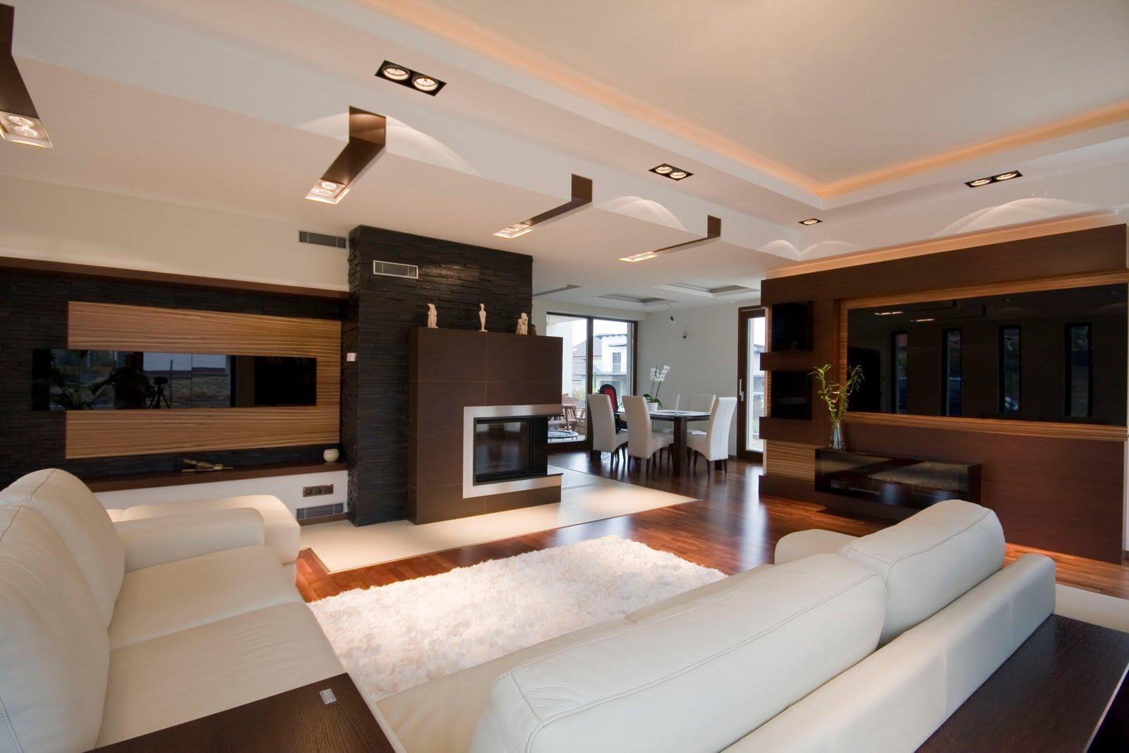 Модный дизайн потолков