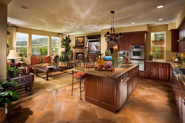 Kitchen dining room design ideas