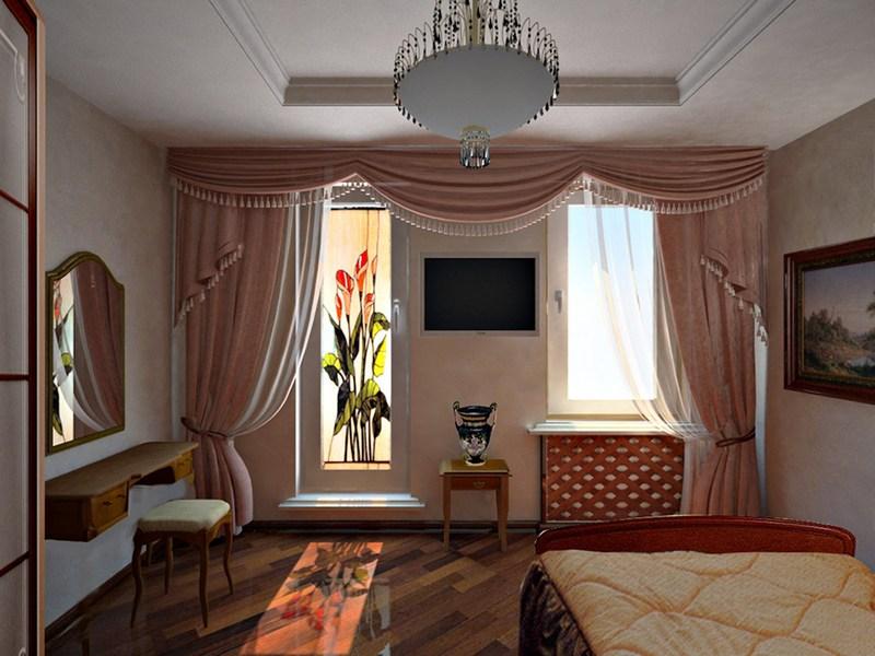 Фото интерьера однокомнатной квартиры студии