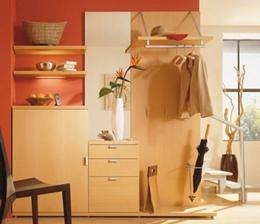 Идеи дизайна на фото для квадратных, маленьких прихожих и коридоров