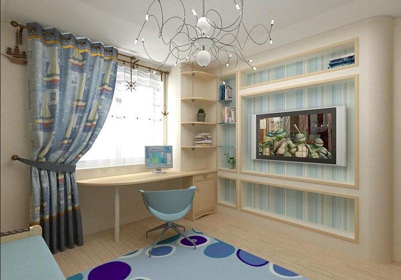 Дизайн комнаты 12 кв м с балконом..