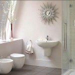 Дизайн ванной комнаты совмещенной с туалетом