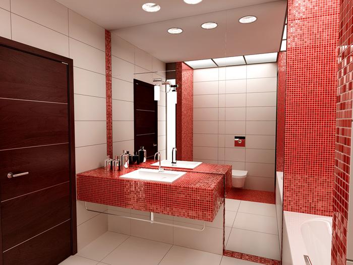 Фото дизайн проектов ванных комнат