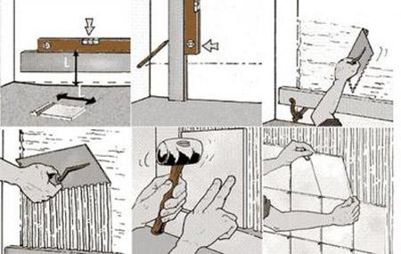 Как сделать фартук для кухни своими руками