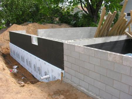 Проекты фундаментов для дома из пеноблоков