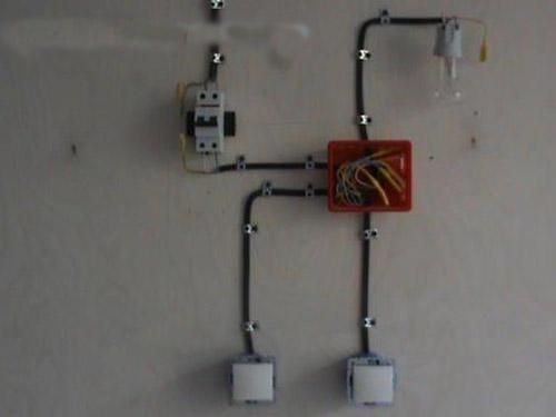 Проходной выключатель своими руками фото