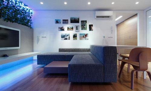 Светодиодное освещение в квартире своими руками