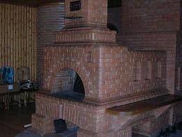 Русская печь с лежанкой: устройство, схемы кладки