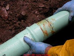 Как сделать правильный уклон канализационной трубы?