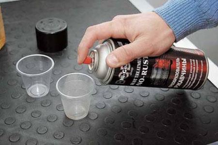 Лучшие преобразователи ржавчины полимерно-битумная мастика деформационные швы
