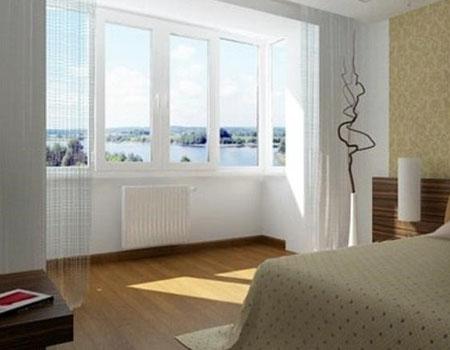 Особенности перепланировки балконов и комнат